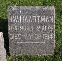 Henry William Haartman