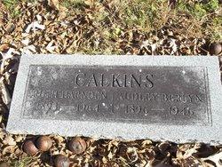 Ruth Coe <I>Harnden</I> Calkins