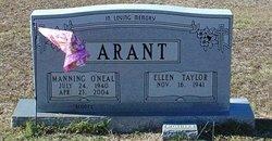 Ellen <I>Taylor</I> Arant