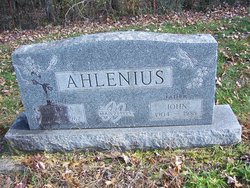 Marie A. <I>Rostol</I> Ahlenius