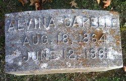 Alvina Capelle