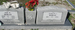 Jeanette I. Morgan