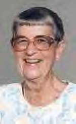 "Peggy Ann ""Miss Peg"" <I>Scott</I> Caldwell"