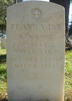 PFC Frank V Irr