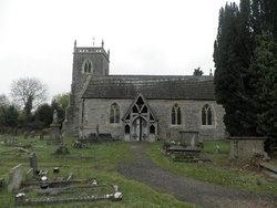 Norton St James The Great Churchyard