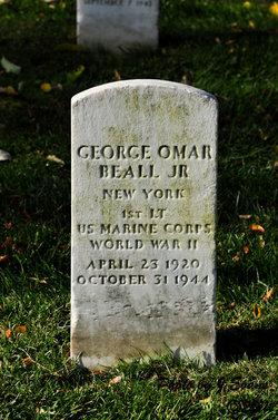 1LT George Omar Beall, Jr