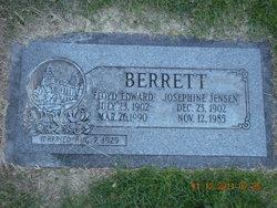 Floyd Edward Berrett
