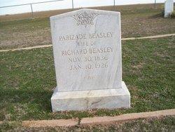 """Parizade """"Sadie"""" <I>Bowman</I> Beasley"""