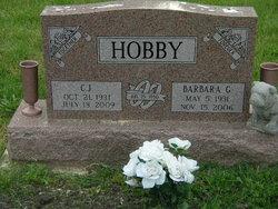 C. J. Hobby Jr.
