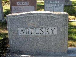 """Barnard """"Barney"""" Abelsky"""