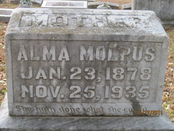 Alma Margaret <I>White</I> Molpus
