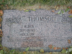 J. Alden Thomson