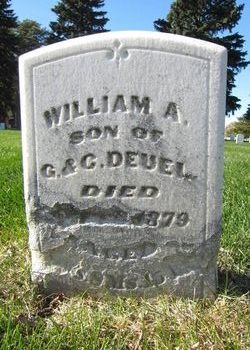 William A Deuel