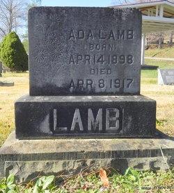 Ada Lamb