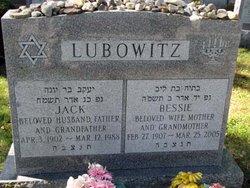 Bessie <I>Berolsky</I> Lubowitz