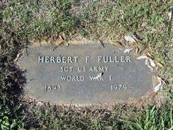 Sgt Herbert Fernando Fuller