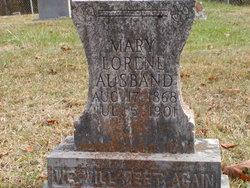 Mary Lorene <I>Nunn</I> Ausban