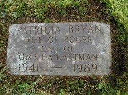 Patricia Lorraine <I>Eastman</I> Bryan
