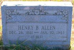 Henry Ballard Allen