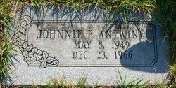 Johnnie E. Antwine