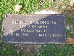 Albert J Buono