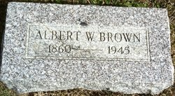 Albert W. Brown