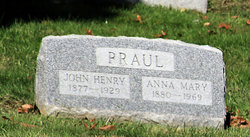 John Henry Praul