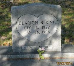 Clarion B. King