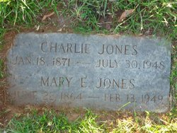 "Charles Price ""Charlie"" Jones"