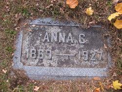 Anna Charlotte <I>Jungblut</I> Gall
