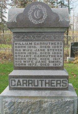 Stuart Carruthers