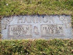 Francis Michael Hannon 1902 1989 Find A Grave Memorial