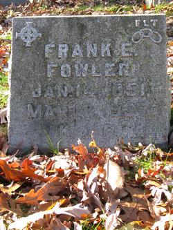 Frank Edward Fowler