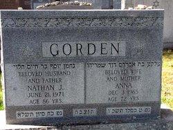 Nathan J. Gorden