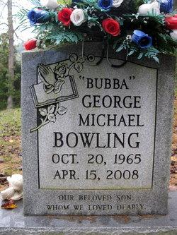 George Michael Bowling