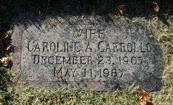 Caroline A. <I>DiMaggio</I> Carrollo