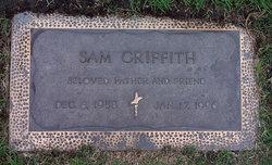 "Andy Samuel ""Sam"" Griffith, Jr"