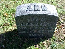 Ann Audley