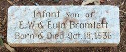 Infant Bramlett