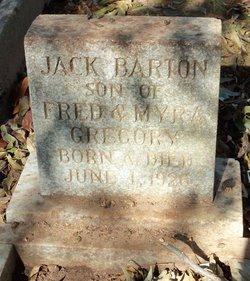 Jack Barton Gregory