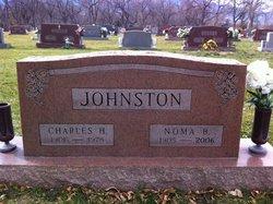 Noma Bernice <I>Rogers</I> Johnston