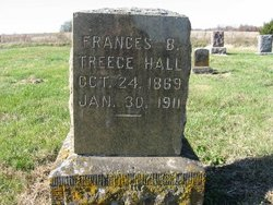 Frances B. <I>Treece</I> Hall