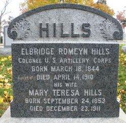 Col Elbridge Romeyn Hills