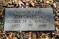 Homer Earl Capehart Jr.