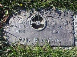 David R Matayo