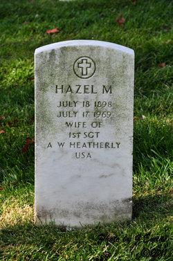 Hazel <I>McFarland</I> Heatherly