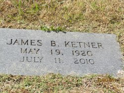 """James Baxter """"J.B."""" Ketner"""