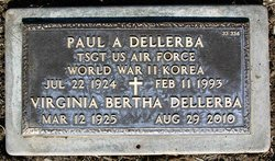 Paul A Dellerba