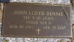 John Lloyd Dennis