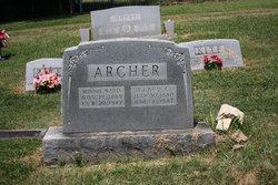 Minnie <I>Ward</I> Archer